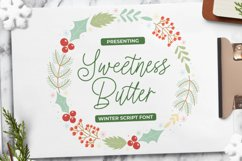 SweetnessButter Font Product Image 1