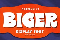 BIGER Product Image 1