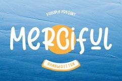 Merciful - Fun Sans Serif Font Product Image 1