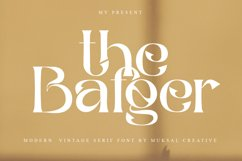 The Bafger Product Image 1