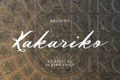 Kakariko Font Product Image 1