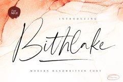 Bithlake Font Product Image 1