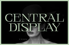Central Display Product Image 1