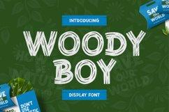 Woody Boy Font Product Image 1