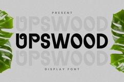 Upswood Font Product Image 1