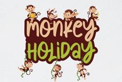 Monkey Holiday Product Image 1