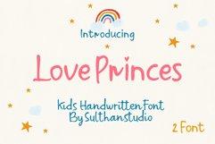 Love Princes Product Image 1