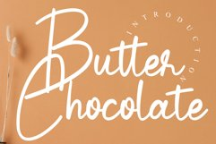 Butter Chocolate Product Image 1