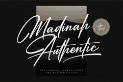 Madinah Authentic | Stylish Font Product Image 1