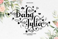 Baby Julia - Extrass Product Image 1
