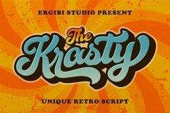 Krasty - Unique Retro Product Image 1