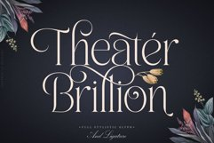 Theater Brillion FULL STYLISTIC! Product Image 2