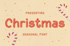 Christmas Font Product Image 1