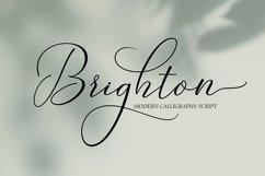 Brighton Script Product Image 1