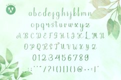 Hayati - beautiful handwritten font Product Image 5