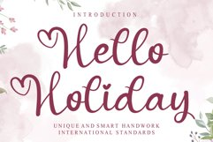 Hello Holiday Product Image 1