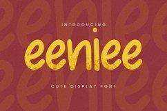 Eeniee Font Product Image 1