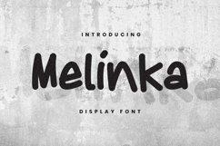 Melinka Font Product Image 1