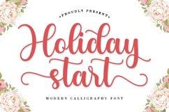Holiday Start Product Image 1