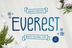 Everest Font Product Image 1