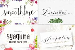 HANDWRITTEN FONTS COLLECTION Product Image 3