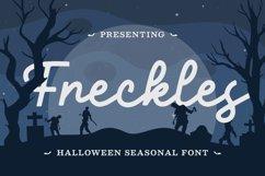 Freckles Font Product Image 1