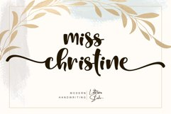 Miss Christine Product Image 1