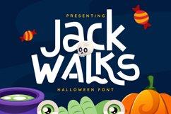 JackWalks Font Product Image 1