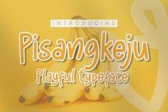 Pisangkeju - Playful Typeface Product Image 1