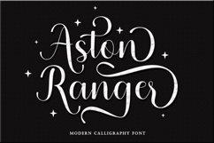 Aston Ranger - Modern Calligraphy Product Image 1