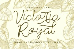 Victoria Royal Product Image 1