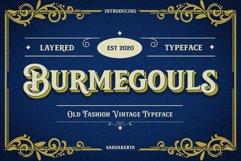 BURMEGOULS Product Image 1