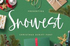 Snowest Font Product Image 1