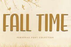 Fall Time Product Image 1