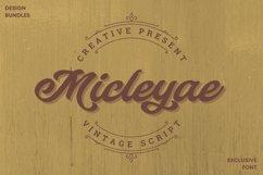 Micleyae Font Product Image 2