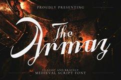 TheArmaz Font Product Image 1