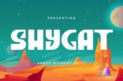 Shycat Font Product Image 1
