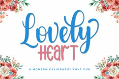 Lovely Heart Product Image 1