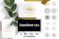 Sunbursts Product Image 1