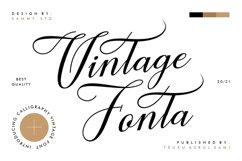 Vintage Fonta Product Image 1