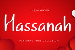 Hassanah Product Image 1