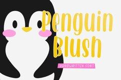 Penguin Blush - Handwritten Font Product Image 6