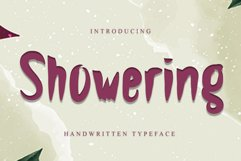 Showering Product Image 1