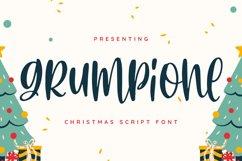 GrumPione Font Product Image 1