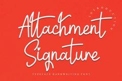 Attachment Signature Product Image 1
