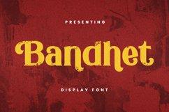 Bandhet Font Product Image 1