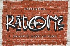 RatOrict Font Product Image 1