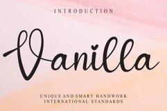 Vanilla Product Image 1