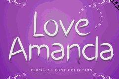 Love Amanda Product Image 1