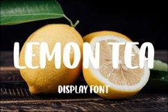 Lemon Tea Product Image 1